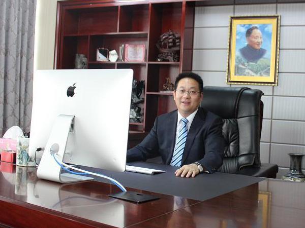 劉祥富——湖南一朵生活用品有限公司董事長