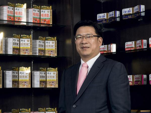 彭少衍——衍生集团国际(控股)有限公司董事主席