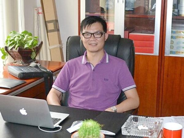 黎飞——西安羊乐乐乳业有限公司总经理