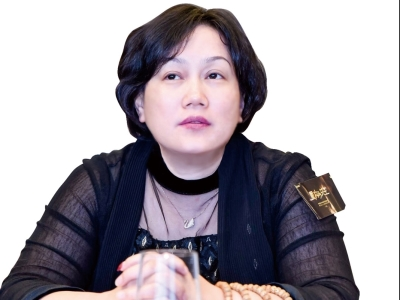 康乃馨廖焕丽:为更多的人带去健康与幸福,留住健康,延续美丽!