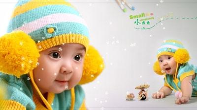 宝宝音画婴幼儿写真
