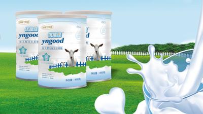 优能佳羊奶粉