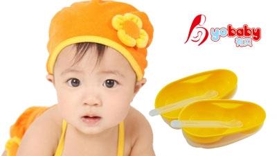 有贝婴儿食物研磨碗