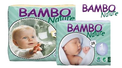 班博BAMBO Nature丹麦原装进口纸尿裤