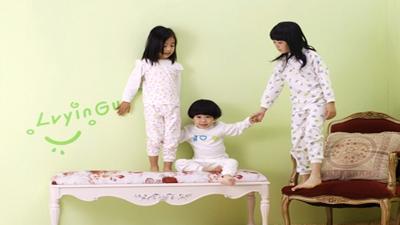 绿婴谷儿童内衣