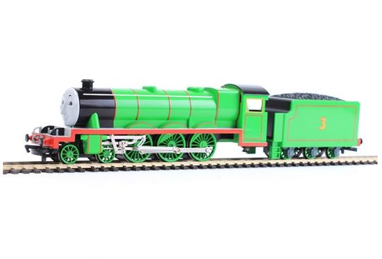 百万城火车模型