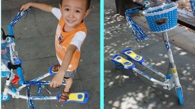 优动儿童滑板车
