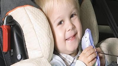 贝福来儿童安全座椅
