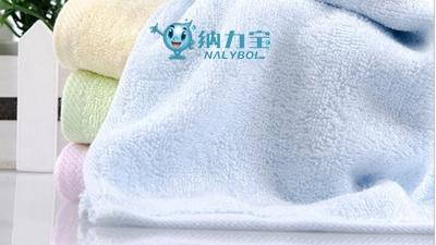 纳力宝纳米银孕婴毛巾浴巾