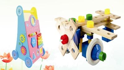 艺贝木制玩具