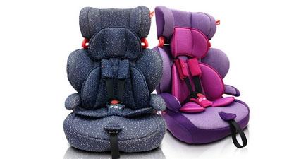 妈之宝婴幼儿汽车安全座椅