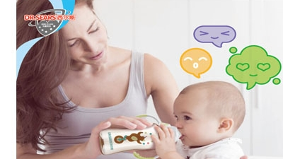 启萌西尔斯婴幼儿奶瓶
