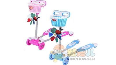 新宠儿儿童滑板车