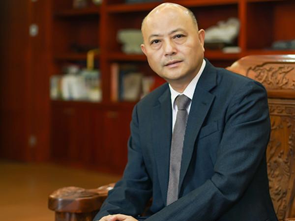 李振輝——青蛙王子(中國)日化有限公司董事長