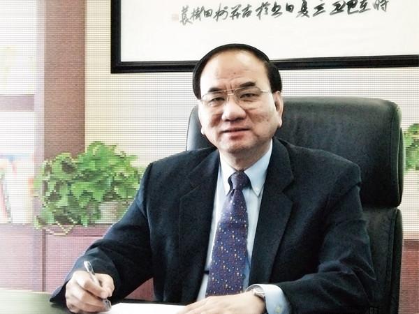 李福官——百润(中国)有限公司董事长兼总裁