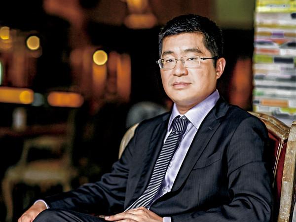胡钢亮――浙江康诺邦健康产品有限公司董事长