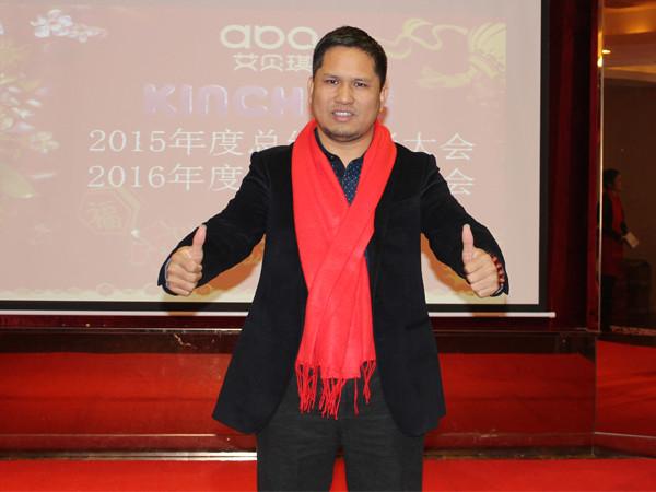 潘益明——深圳市艾貝琪母嬰用品有限公司總經理