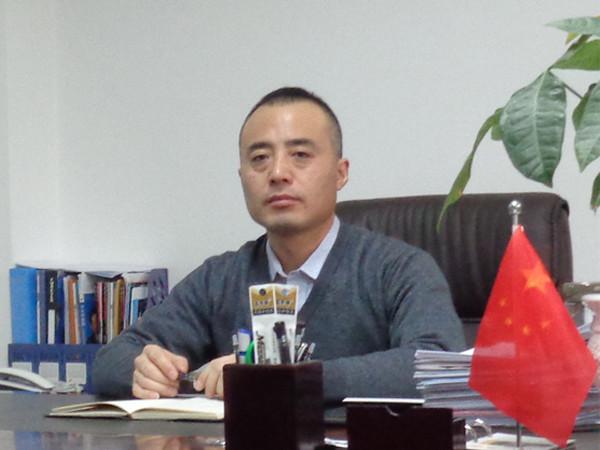 冯建强——陕西和氏乳业集团有限公司营销中心总经理