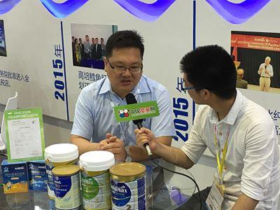 专访国健集团营销中心总经理周防震先生 看奶粉新政下高培如何迎势而上