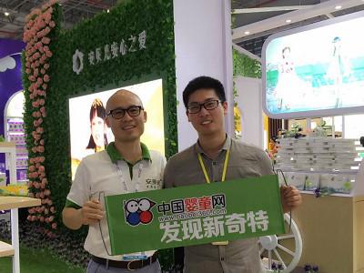 專訪安貝兒總經理劉雨飛  談中國孕嬰童洗護行業未來發展