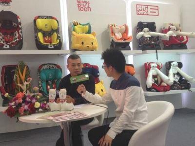 中國嬰童網專訪感恩董事長鄭輝 深度解讀感恩安全座椅