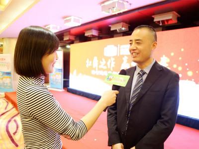 专访和氏营销中心总经理冯建强 分享澳智健新品发展规划