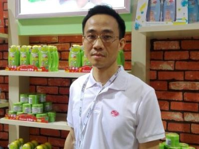 达罗咪CBME首秀 刘总畅谈品牌优势及规划
