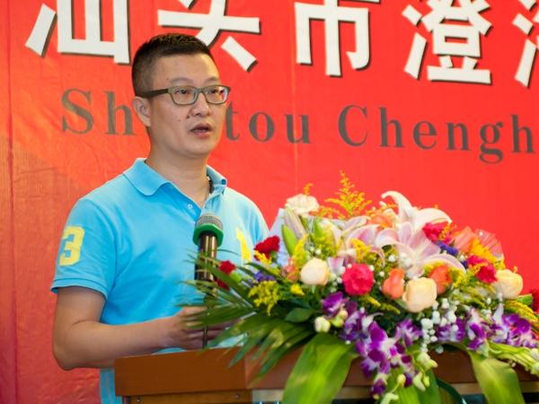 王壬冰——汕頭市點擊營銷咨詢工作室總經理