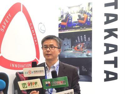 84年傳奇 日本TAKATA公司中國區部長王劍冬觀點