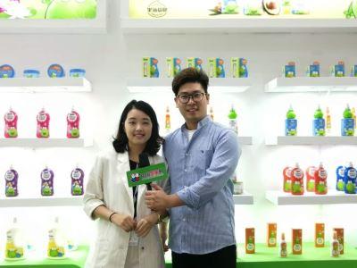 卡拉丘攜人氣IP綠豆蛙萌翻美博會 總經理陳娜談品牌推廣與IP營銷
