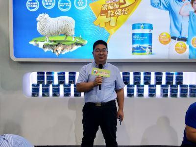 """百跃古象""""父爱奶粉""""创新品牌理念 以差异化赢取市场"""
