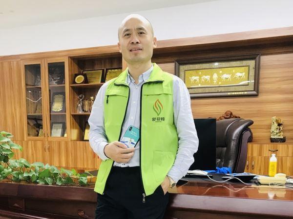 劉雨飛——廈門舒菲婭化妝品有限公司總經理