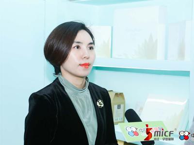 中国婴童网专访韵味妈妈王辉:黄金三角修复理论 给妈妈最精致的呵护