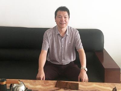 加贝爱他杨清林:调整产品结构  加强免疫类营养食品的研发和推广