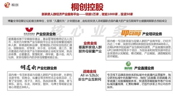 《看十年・中国母婴儿童与家庭经济产业格局蓝皮书》