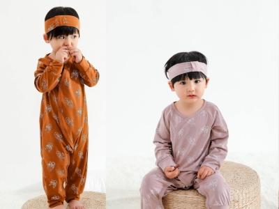 PETIT KAMI贝蒂卡密:婴幼儿棉麻优质哈衣 给宝宝更安全的呵护
