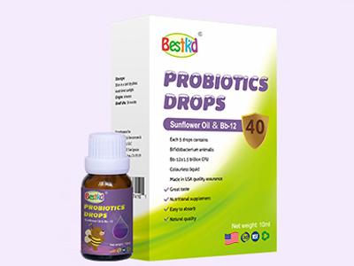 贝斯凯Bb-12益生菌饮液 母婴渠道的高价值产品