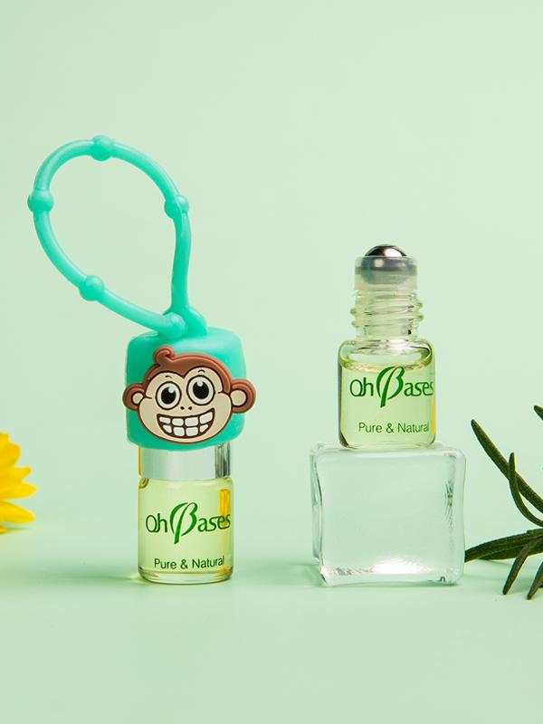 歐比信小小香茅護膚舒緩油 可愛萌趣又實用