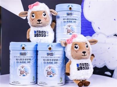 """十倍速增長、618羊奶粉品類""""第一""""背后 看藍河綿羊奶粉如何撬動高端市場"""