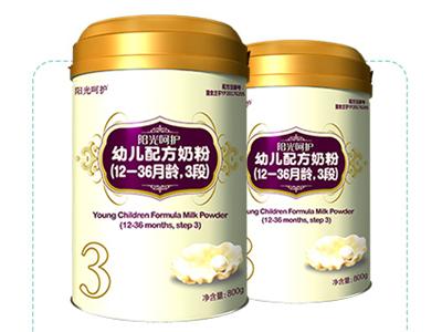 OPO+乳鐵蛋白嬰配粉招商丨愛可丁陽光呵護值得選購