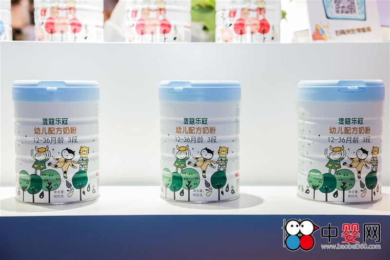 2021CBME奶粉直薦丨丹麥原裝原罐進口!麥蔻樂冠北歐品質驚艷全場