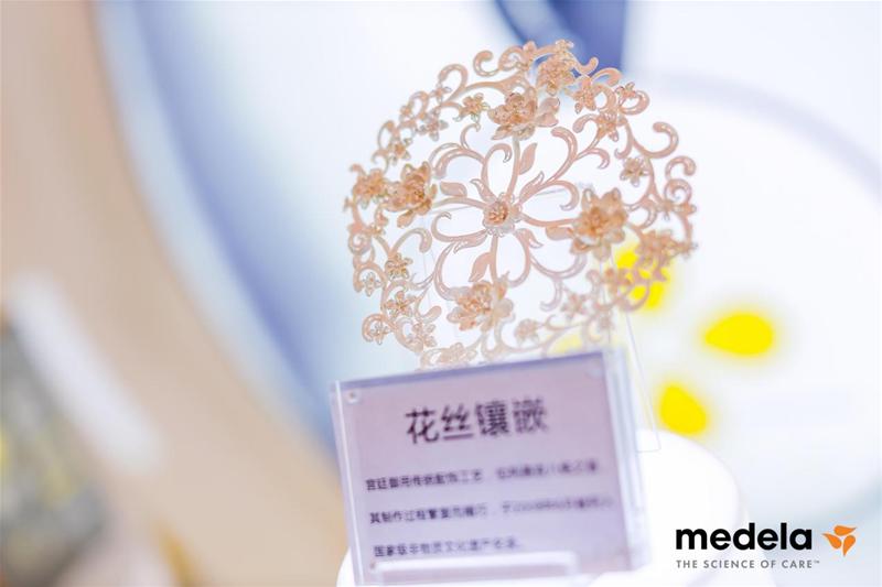 凝心聚力,創新共贏——美德樂亮相2021中國孕嬰童展,打造高端時尚盛典!
