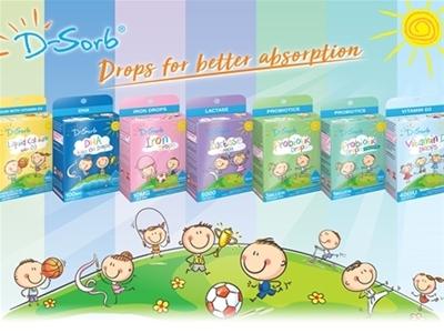滴適寶營銷頁正式上線 | 新生寶寶營養強勢來襲 超全視角統觀品牌實力