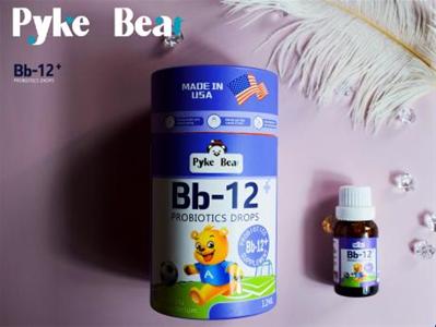 聚焦腸道營養健康,派克熊給孩子全面的愛與呵護