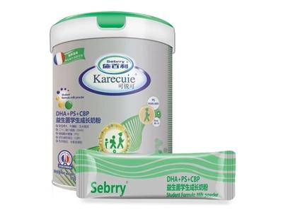 以配方為導向  施百利益生菌學生成長奶粉值得選擇