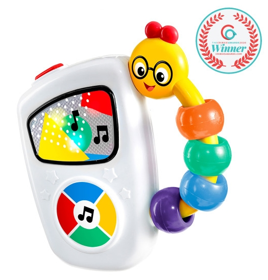 小玩具有大智慧 小小愛因斯坦聲光電子玩具,新手爸媽的帶娃神器
