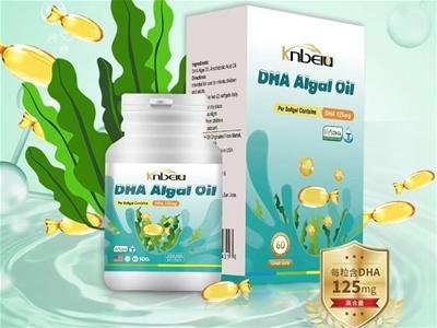 甄選life's DHA品質T油 肯貝優DHA藻油丈量中國寶寶營養需求