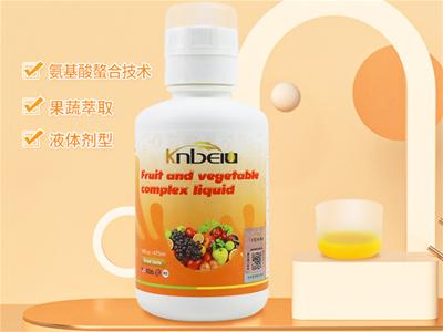 復合維生素市場發展迅猛 肯貝優多維復合飲液16種營養素加碼