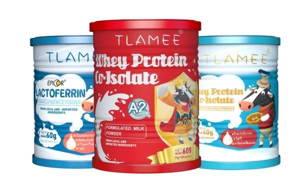 提拉米乳铁蛋白含量是多少?盘点三款产品乳铁含量