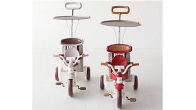 IIMO三代儿童三轮车
